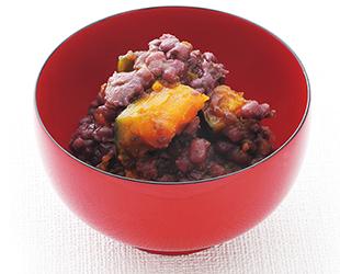 小豆かぼちゃ(冬至かぼちゃ)